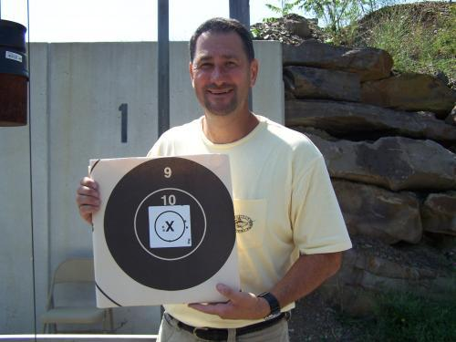 Andy Murtagh\'s Light Gun Score World Record