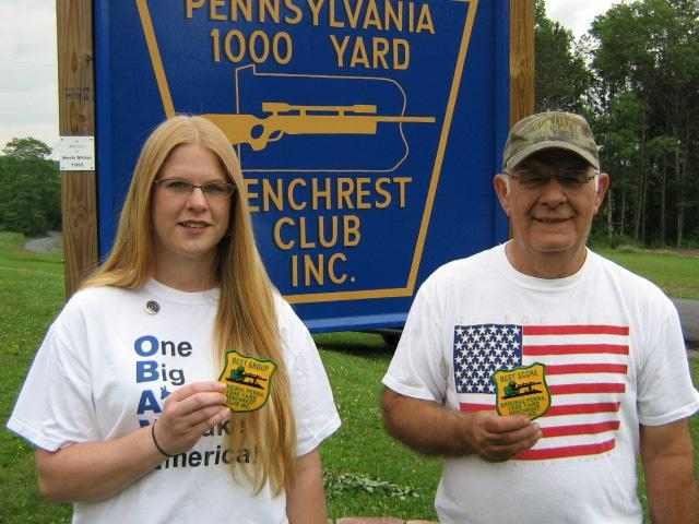 March 5 Heavy gun shoot off winners